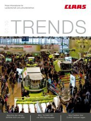 Trend - CLAAS Gruppe