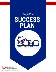 SUCCESS PLAN (6 Step)