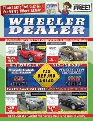 Wheeler Dealer Issue 04, 2017