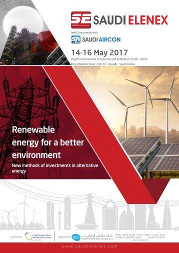 Saudi Elenex 2017 Brochure