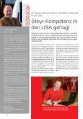 Das Stufenlos- Weltkonzept feiert Geburtstag Steyr-Offensive mit ... - Seite 2