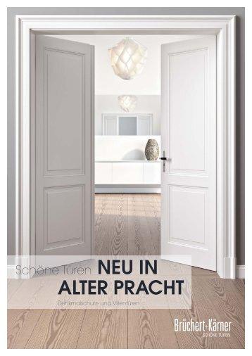 Schöne Türen - Neu_in_alter_Pracht