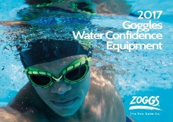 ZOGGS Schwimmbrillen und Equipment 2017
