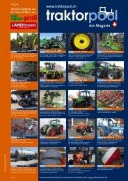 das Magazin www.traktorpool.ch - traktorpool-Magazin - Traktorpool ...
