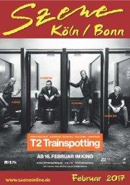 Szene Köln-Bonn, Ausgabe 02.2017