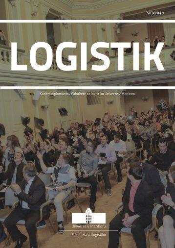 Logistik - Intervju z diplomantom
