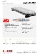 LOHR Signalgeräte PRO Series Gesamtkatalog 2017 - Seite 2
