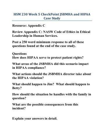 hsm230 wisdom and action scenario