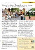 Prävention Gesundheit Aktuelles - Die Landwirtschaftliche ... - Seite 3