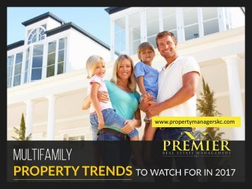 Multi-family Property Management - Premier Real Estate Management, Inc.