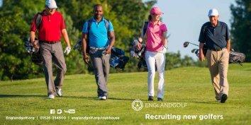 Recruiting new golfers