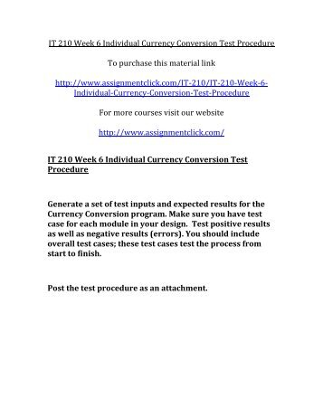 currency conversion test cases