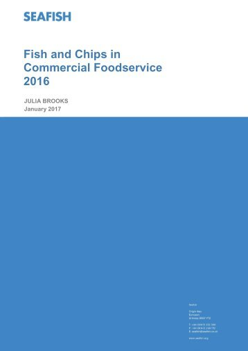 Commercial Foodservice 2016