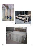 MADERAS RECICLADAS -  Home Design Catálogo 2015 - Page 3