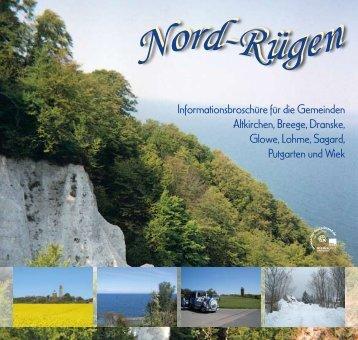 Informationsbroschüre für die Gemeinden Altkirchen, Breege ...