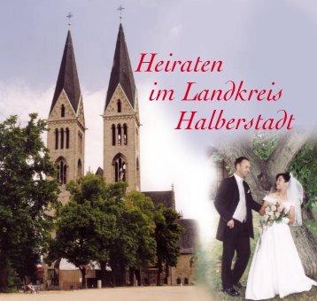 Heiraten in der Verwaltungsgemeinschaft Osterwieck