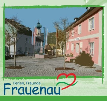 Vereinsliste der Gemeinde Frauenau