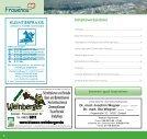 Vereinsliste der Gemeinde Frauenau - Seite 4