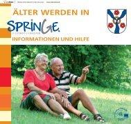 Alte Springer