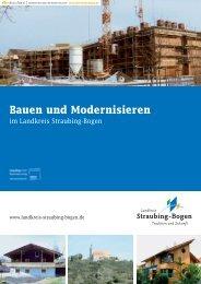 Bauen und Modernisieren