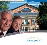 Seniorenfreundliches Bayreuth - Telefonnummer anzeigen