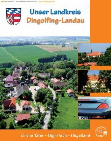 Unser Landkreis Dingolfing-Landau