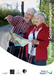 Nagolder Seniorenwegweiser