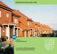 Bauinformationsbroschüre 2004