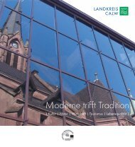 Moderne trifft Tradition