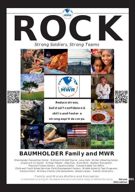 Baumholder Family And Mwr