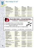 Notarzt Tel. 1 12 Bereitschaftsarzt Tel. 0 50 41/7 77-0 - Seite 7