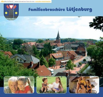 Familienbroschüre Lütjenburg