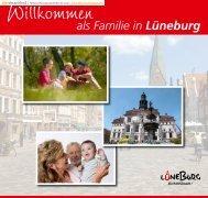 als Familie in Lüneburg