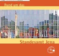 Standesamt Jena - Telefonnummer anzeigen