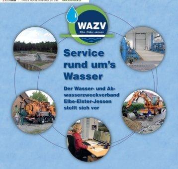 Der Wasser- und Abwasserzweckverband Elbe-Elster-Jessen