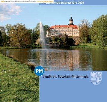 Landkreis Potsdam-Mittelmark - Telefonnummer anzeigen