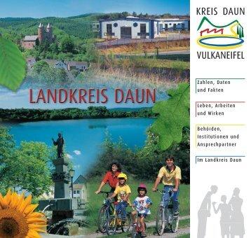 Der Landkreis Daun