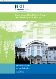 Alten- und Pflegeheim »Bredenbeck