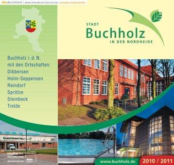 Buchholz id N. mit den Ortschaften - Telefonnummer anzeigen