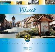 www.vilseck.de 2009 I n f o r m a t i o n s b r o s c h ü r e