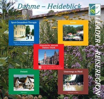 Dahme – Heideblick
