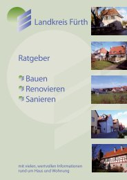 Landkreis Fürth - Ratgeber Bauen - Renovieren - Sanieren