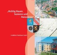 Richtig Bauen, Sanieren und Renovieren im Landkreis Zwickauer ...