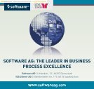 software ag: the leader in business process excellence - Seite 2