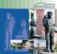 Gemeinde Waldfeucht - Informationsbroschüre