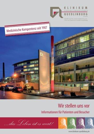 Klinikum Quedlinburg