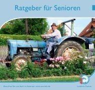 Ratgeber für Senioren - Telefonnummer anzeigen