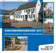 SENIORENWEGWEISER 2011