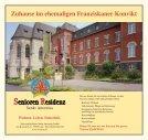 Zuhause im ehemaligen Franziskaner Konvikt - Seite 2