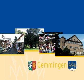 Brosch.re Gemmingen